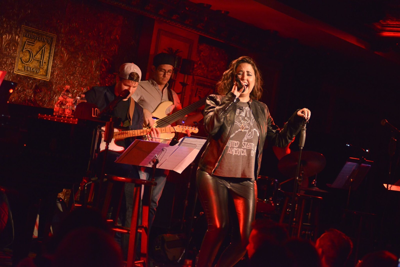 """The Snapback Session"" @54 Below- Solo Cabaret"